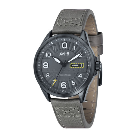 Avi-8 Hawker Harrier II Quartz // AV-4045-03