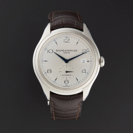 Baume & Mercier Clifton Automatic // 10052 // Pre-Owned