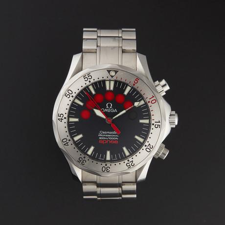 Omega Seamaster Apnea Chronograph Automatic // 2595.5 // Pre-Owned