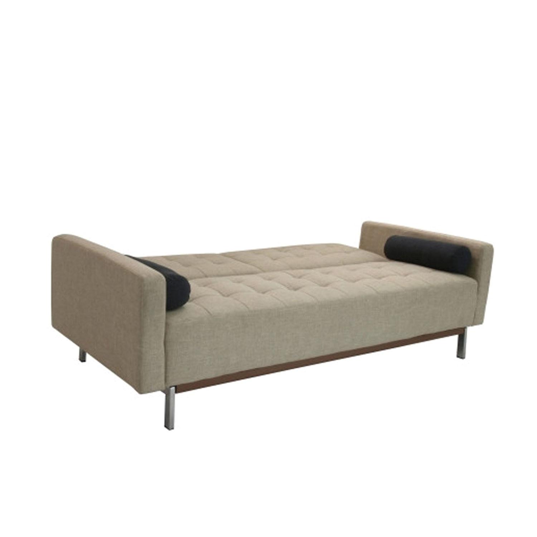 Click clack gray the smart sofa touch of modern - Sofa click clack ...