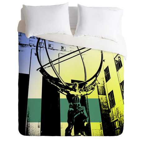 Atlas // Duvet Cover