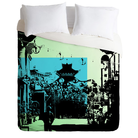 Chinatown // Duvet Cover