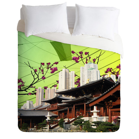 China Two // Duvet Cover