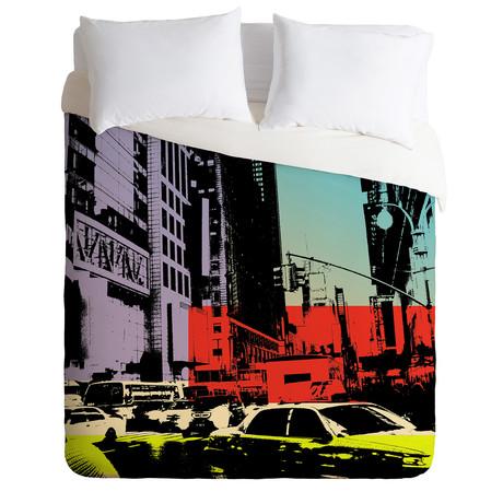 NY Street 1 // Duvet Cover