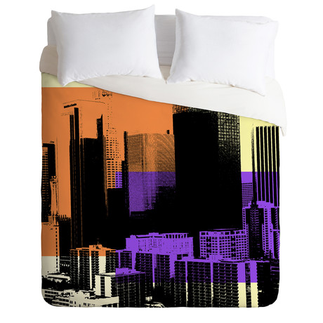 Skyline // Duvet Cover