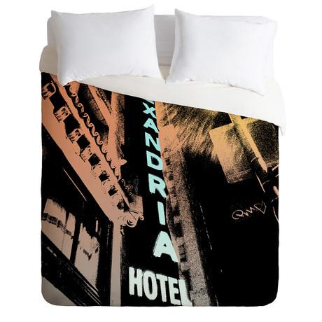 Alexandria Hotel // Duvet Cover
