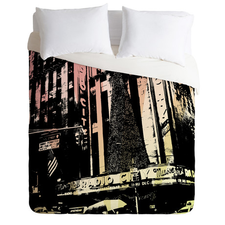 Radio City Music Hall // Duvet Cover