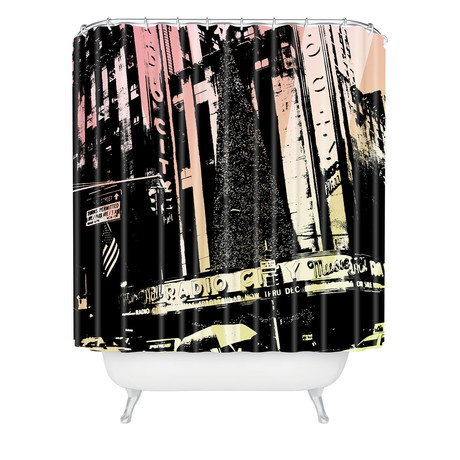 Radio City Music Hall // Shower Curtain