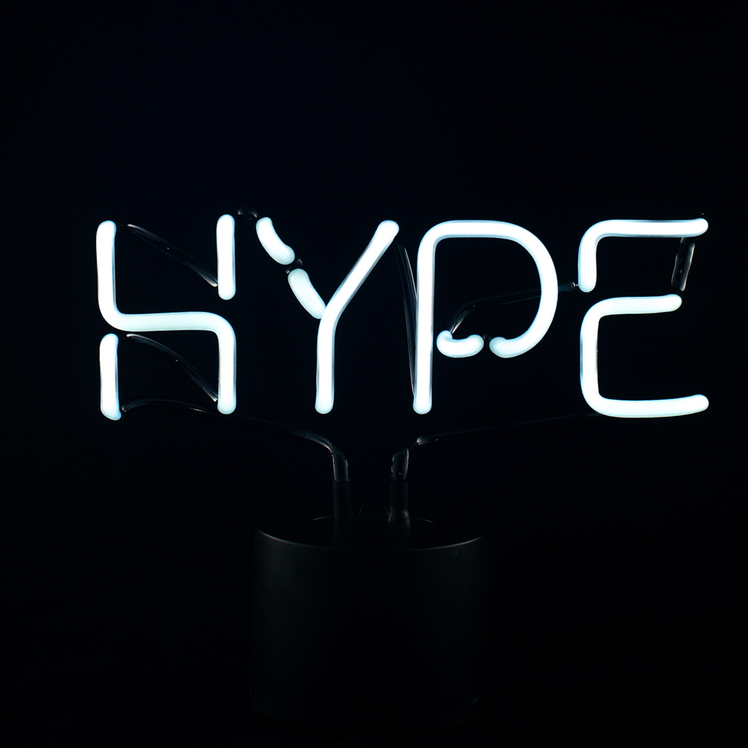 Hype Neon Desk Light Amped Amp Co Touch Of Modern