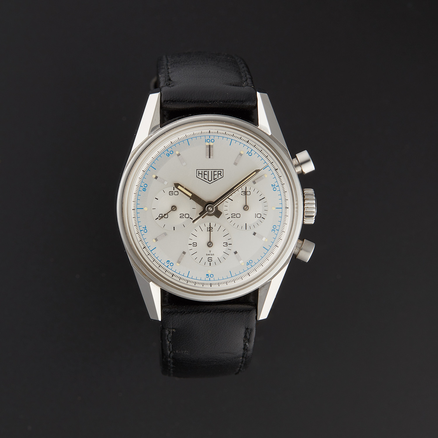 Tag Heuer Carrera Chronograph Manual Wind // CS3110 // Pre-Owned
