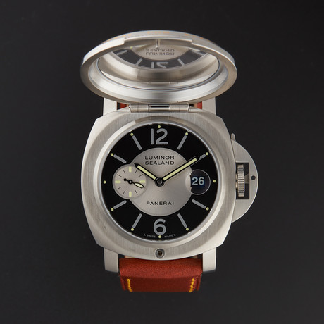 Panerai Luminor Purdey Sealand Automatic // PAM00818 // Pre-Owned
