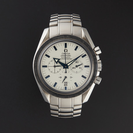 Omega Speedmaster Broad Arrow Chronograph Automatic // 3551.2 // Pre-Owned