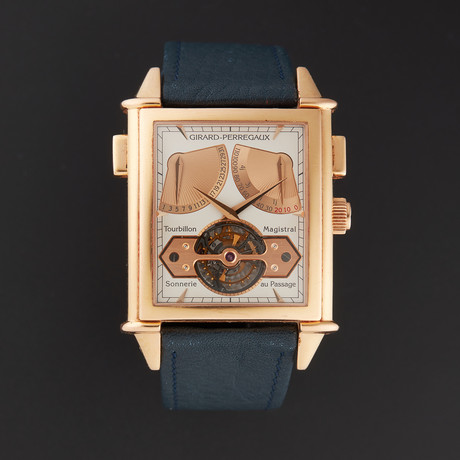 Girard Perregaux Vintage 1945 Tourbillon Sonnerie Manual Wind // 9971 // Pre-Owned