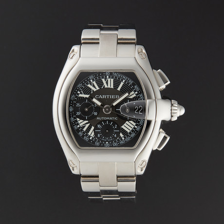 Cartier Roadster Chronograph Automatic // 2618 // Pre-Owned