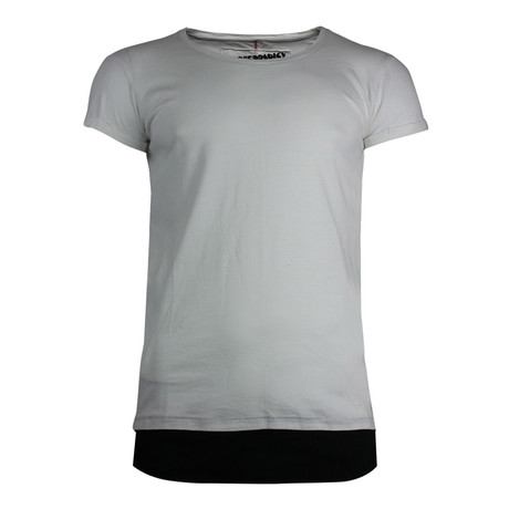 Jace C-Neck Shirt // White (S)
