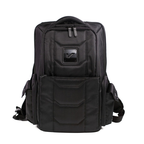 Jetsetter Tech Backpack // Triple Black
