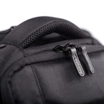 Jetsetter Tech Backpack // Triple Black