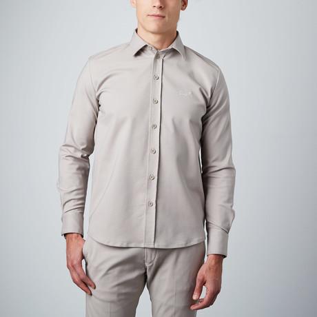 Debonair Shirt // Desert
