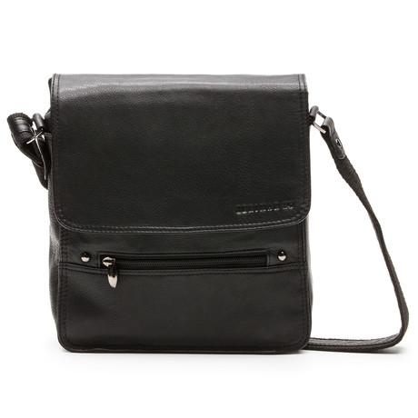 Emilio Shoulder Bag // Black