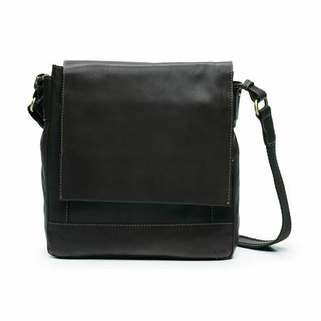 Bruno Shoulder Bag // Black