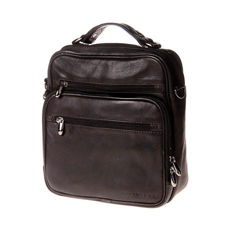 Pablo Shoulder Bag // Black