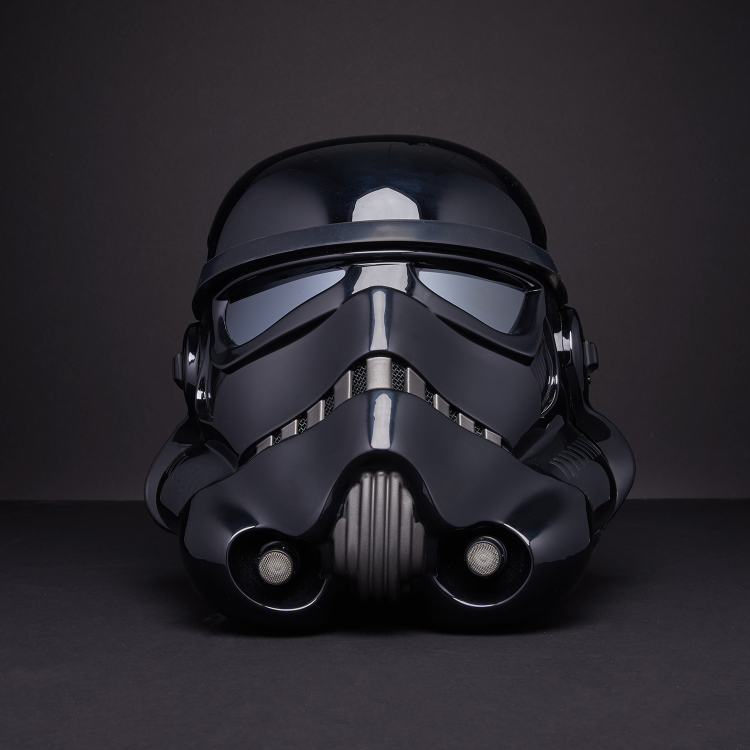 Imperial Shadow Stormtrooper Helmet & Imperial Shadow Stormtrooper Helmet - Anovos - Touch of Modern