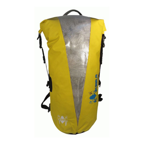 V-Clear Backpack // Yellow