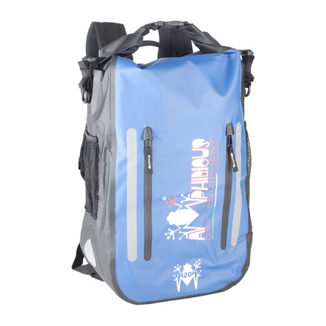 Cofs Clear Backpack // Blue