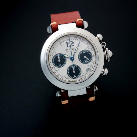 Cartier Pasha Chronograph Automatic // 2550 // Pre-Owned