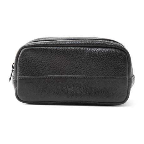 Presley Travel Kit // Black