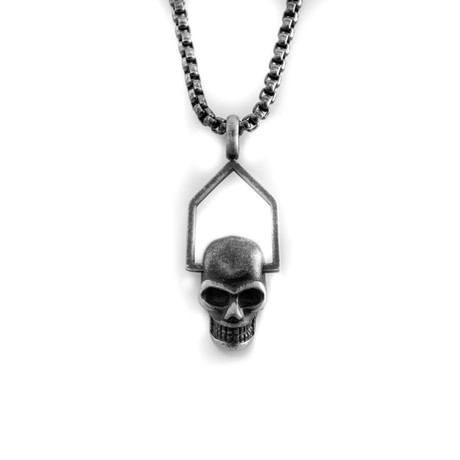 Skulled // Antique Black