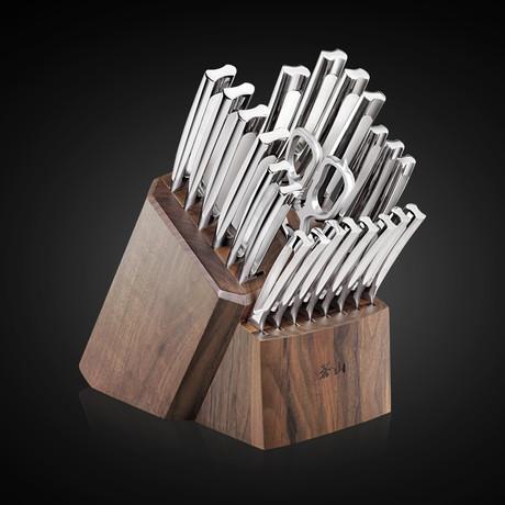 N1 Series // 22-Piece Knife Block Set