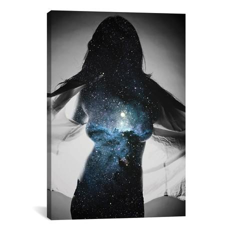 """Astronomy II (26""""W x 18""""H x 0.75""""D)"""