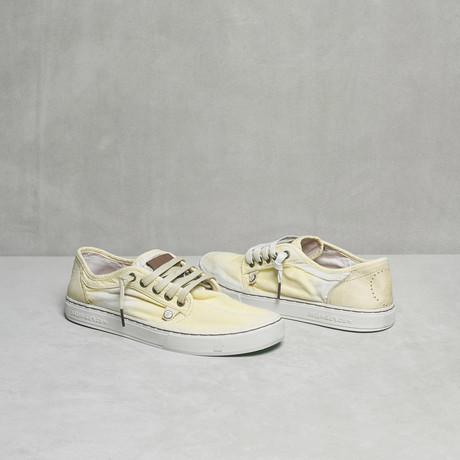 Heisei Sneaker // Cream
