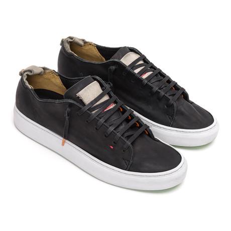 Jo Burg Sneaker // Black