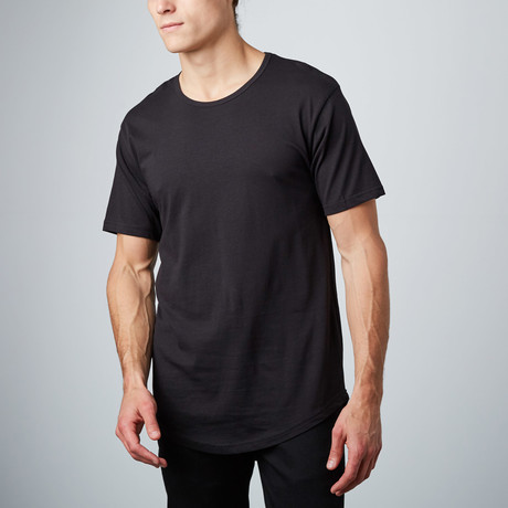 CB Tall Tee // Black (S)