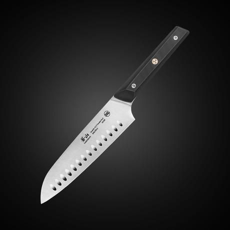 "TG Series // Santoku Knife // 7"""