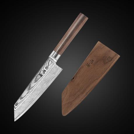 J Series // Kiritsuke Knife + Sheath // 7