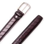 Benito Belt // Brown (Size 95 cm)