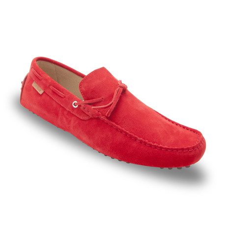 Harry Moccasin // Red (Euro: 40)