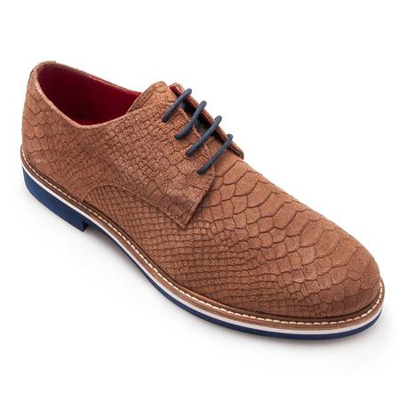 Darrel Python Casual Shoe // Camel (Euro: 40)
