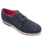 Darrel Python Casual Shoe // Navy Blue (Euro: 40)