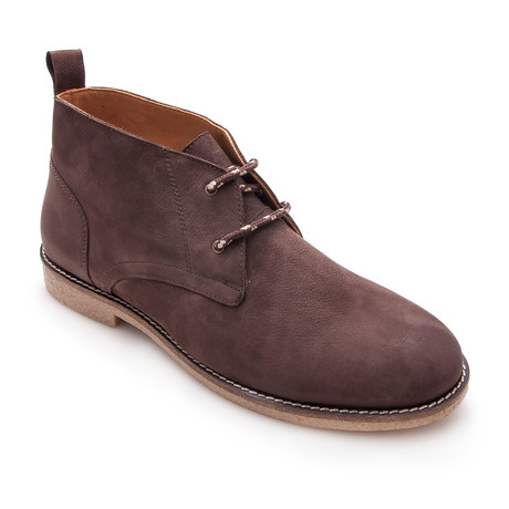 Javier Ankle Boot // Brown (Euro: 40)