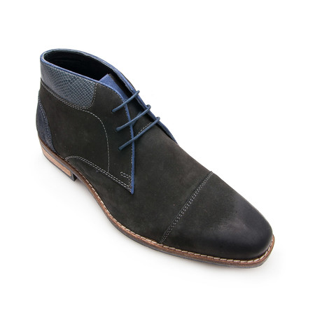 Antonio Ankle Boot // Black (Euro: 40)