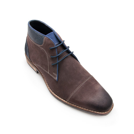 Antonio Ankle Boot // Brown (Euro: 40)
