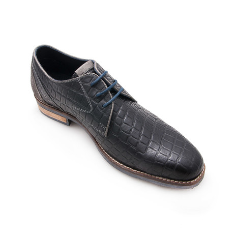 Alberto Croc Casual Shoe // Black (Euro: 40)