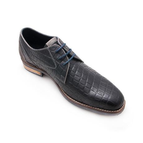 Alberto Croc Casual Shoe // Black (Euro: 40)