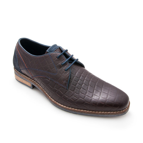 Alberto Croc Casual Shoe // Brown (Euro: 40)