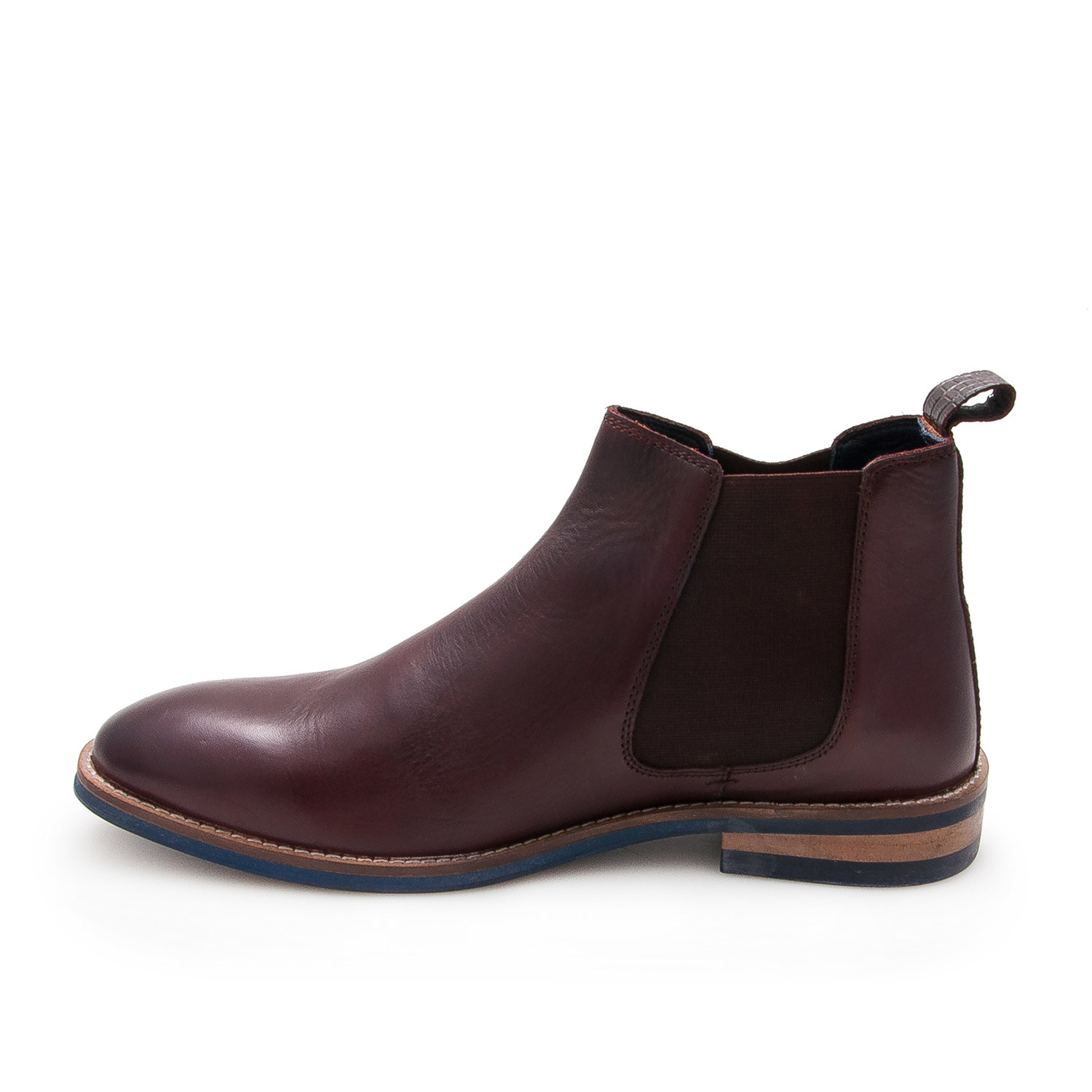 connor ankle boot bordeaux euro 40 zerimar touch of modern. Black Bedroom Furniture Sets. Home Design Ideas