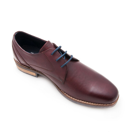 Gary Plain Casual Shoe // Bordeaux (Euro: 40)